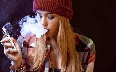 Vapovanie v USA zabilo už 6 ľudí, na vine môžu byť náplne s obsahom THC a iných kanabinoidov