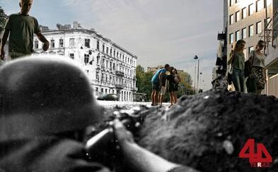 Varšavské povstanie tak, ako ste ho ešte nevideli. Dobové zábery v kombinácii so súčasnosťou majú niečo do seba