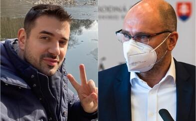 Vaše slovo stojí za toaletný papier, napísal poslanec OĽaNO Ňarjaš na Facebooku Sulíkovi