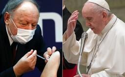 Vatikán považuje za morálně přijatelné, že vakcíny proti Covid-19 používají buňky z potracených plodů