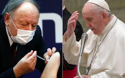 Vatikán považuje za morálne prijateľné, že vakcíny proti Covid-19 používajú bunky z potratených plodov