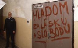 Väzni z Leopoldova mali mačety a sekery. Pri zásahu vyzliekli trestancov donaha