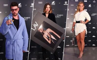 Včera sa začalo najväčšie módne podujatie Fashion LIVE!. Odštartovala ho prehliadka Jakuba Polanku
