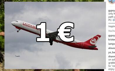 Vďaka šialenej akcii na letenky z Viedne odletíš za 1 euro