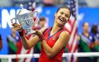 Ve finále ženské dvouhry na US Open zvítězila 18letá Emma Raducanu