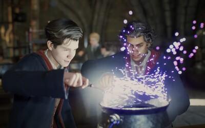 Ve hře ze světa Harryho Pottera budeš moci hrát za dívku s mužským hlasem. Hogwarts Legacy tak podpoří transgender komunitu