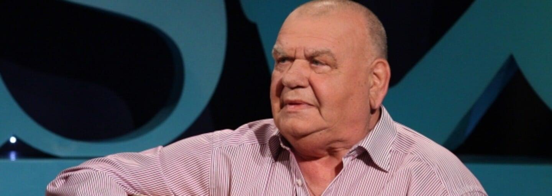 Vo veku 73 rokov zomrel český spevák František Nedvěd