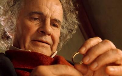 Ve věku 88 let zemřel Ian Holm. V Pánovi prstenů hrál Bilba
