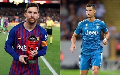 Vědci díky výpočtům zjistili, kdo z dvojice Cristiano Ronaldo a Lionel Messi je lepším fotbalistou