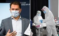 Vedci kritizujú Matovičove plošné testovanie. Máme tu infekčnejší variant vírusu, akémukoľvek stretávaniu musíme zabrániť