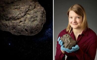 Vědci našli nejstarší materiál na světě. Prach z meteoritu je starší než naše Země a sluneční soustava
