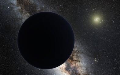 Vědci objevili planetu, která je tak tmavá, že ani neví, jak vypadá