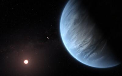 Vědci objevili vodu na jedné z exoplanet. Teploty by mohly být podobné těm na Zemi