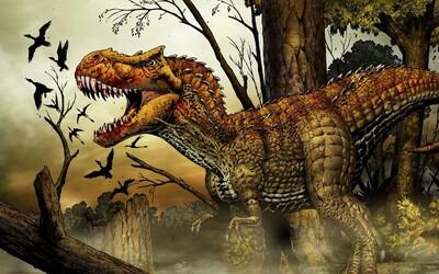 Vedci odhalili pravý zvuk vydávaný dinosaurami. Hrôzostrašný rev je odteraz minulosťou