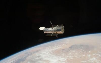 Vědci opravili Hubbleův teleskop tak, že část zkusili vypnout a zapnout. Po chvíli opět fungoval