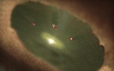 Vedci prvýkrát odfotografovali vzdialené formovanie mladučkej planéty
