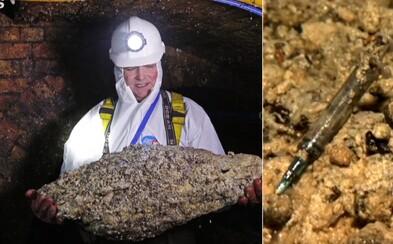 Vědci rozpitvali 130tunovou hroudu tuku, která ucpala londýnskou kanalizaci. Našli v ní tuk na vaření, kondomy a neúměrné množství drog