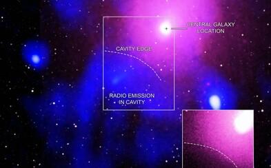 Vědci ve vesmíru zaznamenali rekordní explozi