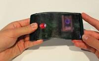 Vědci vyrobili ohebný Android smartphone s holografickým displejem, který opravdu funguje