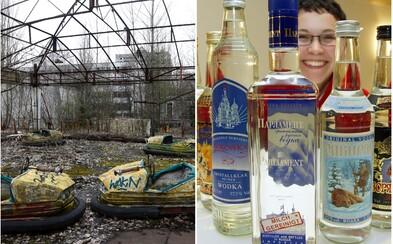 Vědci vyrobili vodku v zakázané zóně Černobylu. Není radioaktivní