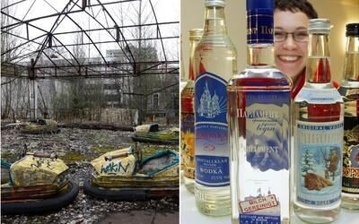 Vedci vyrobili vodku v zakázanej zóne Černobyľu. Nie je rádioaktívna