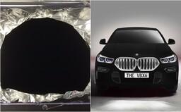 Vedci vytvorili najčiernejšiu farbu sveta. Svetlo pohlcuje ešte viac ako nové BMW X6 Vantablack