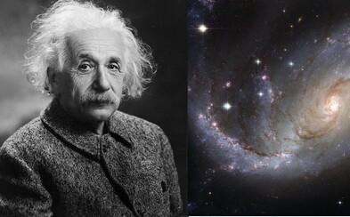 Vedcom sa opäť podarilo dokázať Einsteinovu všeobecnú teóriu relativity