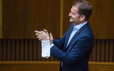 Vedenie Univerzity Komenského a dekan FMUK Greguš sa zhodli: Matovičova diplomovka nie je v poriadku