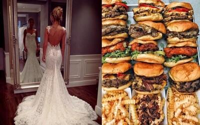 Veganská nevěsta zakázala vstup na svatbu všem příbuzným, kteří jedí maso