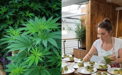 Vegánska reštaurácia začína ponúkať marihuanové pokrmy. Chce vyvrátiť mýty o využití zelenej rastliny