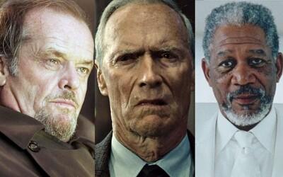 Věk pro ně nic neznamená. 15 skvělých herců, kteří nepomýšlejí na důchod a filmy natáčejí i po osmdesátce