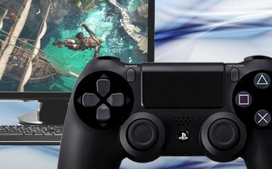 Veľká softvérová aktualizácia PS4 nám čoskoro umožní vzdialené hranie aj na PC alebo Macu