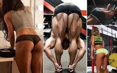 Veľké, poriadne rozvinuté nohy nie sú len o stehnách. Tipy, ako efektívne zamakať na hamstringoch