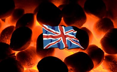 Veľkej Británii sa podarilo vydržať celý jeden deň bez spálenia čoby len jedného kusu uhlia