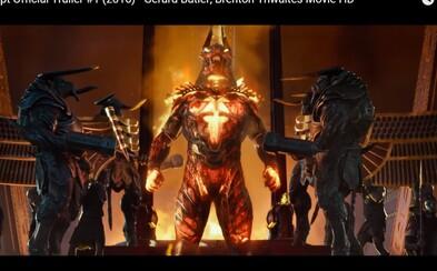 Velkolepá fantasy ze starověku Gods of Egypt přichází v dalším traileru s desítkami monster a bojových scén