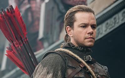 Veľkolepé The Great Wall s Mattom Damonom má za sebou bohatý čínsky debut!