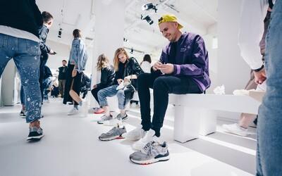 """Velkolepý návrat ke klasice: adidas vzdal v Paříži hold ikonickým siluetám. """"Je to čistý antihype,"""" říká o kolekci Gleb"""