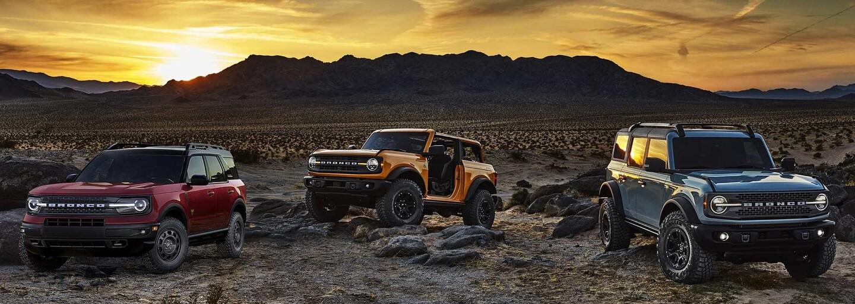 Velkolepý návrat legendy v retro stylu. Ford po 25 letech znovuzrodil slavné Bronco
