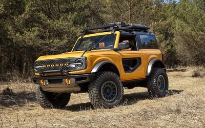 Veľkolepý návrat legendy v retro štýle. Ford po 25 rokoch znovuzrodil slávne Bronco