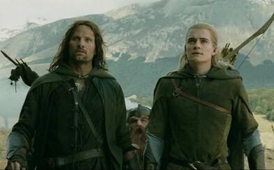 Veľkolepý seriál zo sveta Pána prsteňov odhaľuje, kedy sa bude odohrávať. Vráti sa Aragorn?