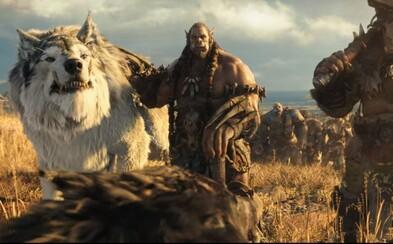 Veľkolepý Warcraft ukazuje v prvom traileri súboje Orkov a ľudí v čarovnom fantasy svete