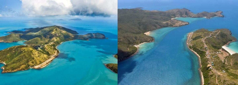Veľkú koralovú bariéru vidieť aj z vesmíru a ty v nej môžeš vlastniť súkromný ostrov. Na kúpu ostrova Keswick budeš potrebovať asi 21 miliónov