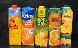 Veľký test pomarančových džúsov: Ktorá značka je najlepšia?