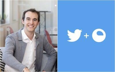 Veľký úspech Slováka v zahraničí: Twitter kúpil aplikáciu od 28-ročného Tomáša z Bratislavy