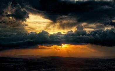 Veľmi výnimočný atmosferický jav spôsobuje podivné ohýbanie svetla, aké ste ešte asi nevideli