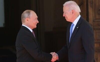 Velvyslanci USA a Ruska se vrátí do práce. Dohodli se na tom Joe Biden a Vladimir Putin na summitu v Ženevě