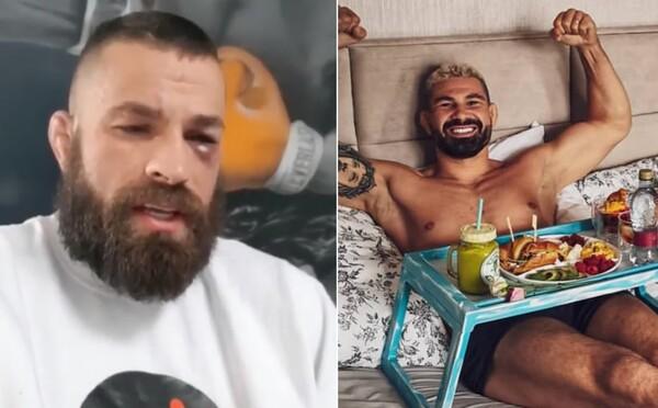 Vémola žádá odvetu, Attila Végh si užívá snídani do postele. Jak tráví bojovníci MMA chvíle po zápase století?