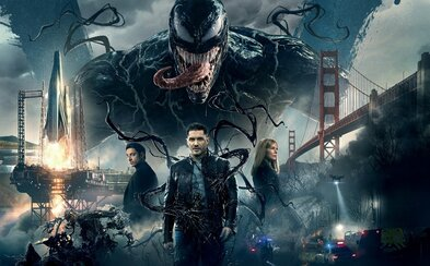 Venom dorazí na DVD a Blu-ray ešte tento mesiac. Spríjemníš si Vianoce kultovým anti-hrdinom s tvárou Toma Hardyho?