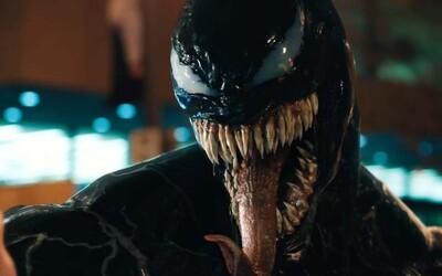Venom je podľa zahraničných kritikov nechcenou komédiou s výborným Tomom Hardym. Mnoho jeho scén však údajne vôbec nefunguje
