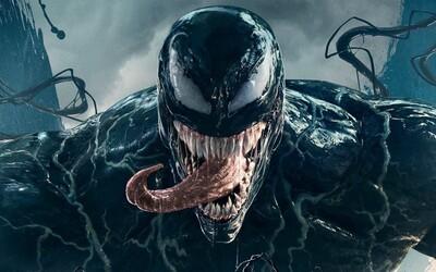 Venom má chuť na lidské maso. Komiksovka s Tomem Hardym láká do kina novými záběry
